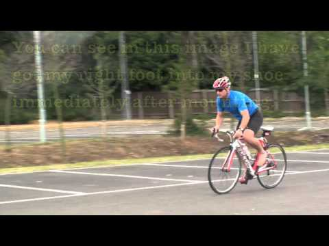 Triathlon Transition Practice - How To Mount And Dismount Your Bike FAST