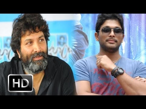 Trivikram Srinivas To Direct Allu Arjun In Next Telugu Film
