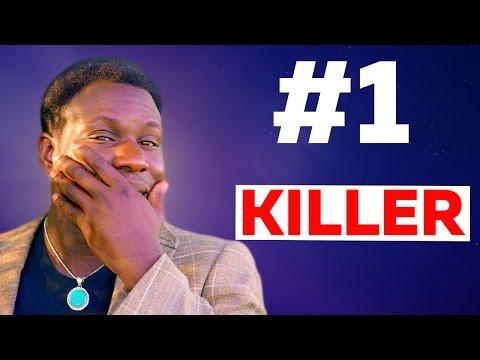 THE #1 KILLER OF DREAMS