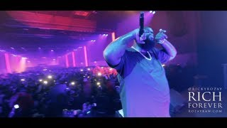 Rick Ross - Rich Forever Euro Tour Vlog Part 4