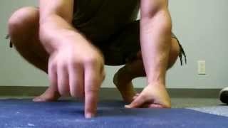Male Stranger Lets you Worship His Workout Feet [Man Foot Fetish]
