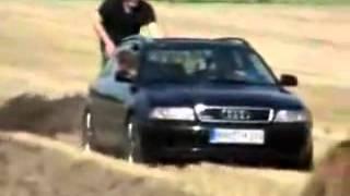 getlinkyoutube.com-Orka samochodem plowing car