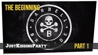 The Beginning of Barbell Brigade with Bart & Geo [Part 1]