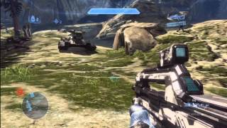 getlinkyoutube.com-Halo 4 All Weapons, Abilities, Vehicles, with Description Part 1