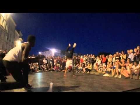 Bboy Alien Boy Roc City Family Trailer été 2012