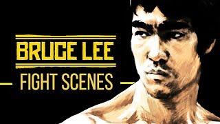 getlinkyoutube.com-Top 10 | Bruce Lee Fight Scenes