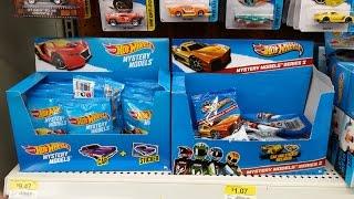 getlinkyoutube.com-Hot Wheels Mystery Models Complete Set And Kroger Scavenger Hunts Are Included!