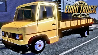getlinkyoutube.com-Euro Truck Simulator 2 - Mercedes Benz 710 Arqueado
