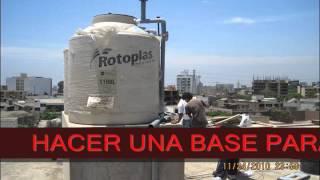 getlinkyoutube.com-Tanque elevado y tanque cisterna