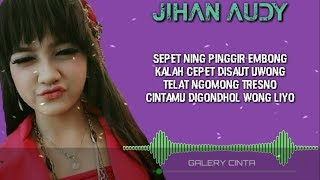 Jihan Audy - Kalah Cepet (Official Lyrics Video)