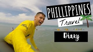TRIP TO THE PHILLIPPINES 2016 // MY TRAVEL DIARY!