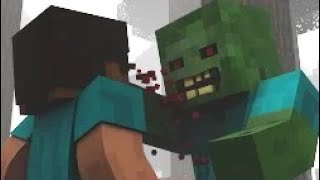 getlinkyoutube.com-Zombie Encounter - Minecraft Animation - MaxiGX