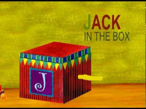 """J"" is for Jack in the Box"