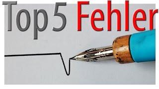 getlinkyoutube.com-Die 5 häufigsten Fehler beim Zeichnen! (+ Tipps)