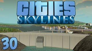 getlinkyoutube.com-Cities Skylines 30 Dam Demolition