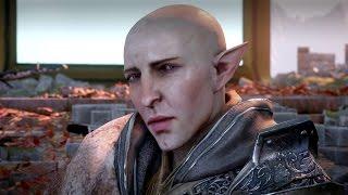Solas Romance in Trespasser DLC | Dragon Age: Inquisition