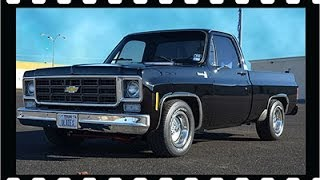getlinkyoutube.com-1978 Chevrolet Truck - Frame Off Restoration