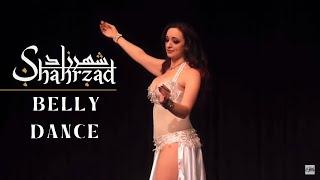 getlinkyoutube.com-Shahrzad Belly Dancer  شهرزاد