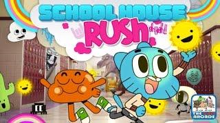 getlinkyoutube.com-The Amazing World of Gumball: School House Rush (Cartoon Network Games)