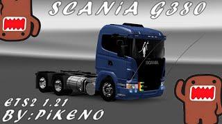getlinkyoutube.com-SCANIA G380 // BY:PIKENO // ETS2 1.21 + PACK DE RODAS