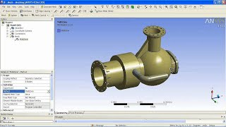 getlinkyoutube.com-Efficient meshing with ANSYS Workbench engineering simulation