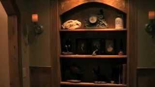 getlinkyoutube.com-Secret  DIY Bookcase Door