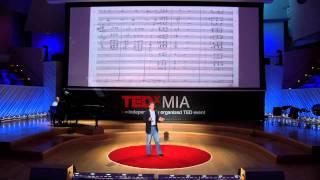 getlinkyoutube.com-The world's ugliest music | Scott Rickard | TEDxMIA