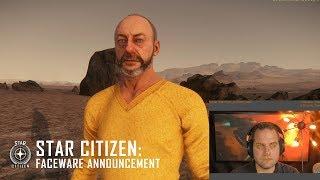 Star Citizen - Faceware Bejelentés