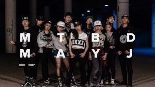 getlinkyoutube.com-May J Lee Choreography | MTBD - CL(2NE1)