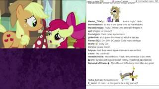 getlinkyoutube.com-BerryTube Chat Reaction S05E17 - Brotherhooves Social