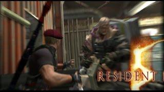 getlinkyoutube.com-Resident Evil 5 - Mod Extreme Condition Remaker #26 / Modo Impossivel Infernal Krauser Solo - BR