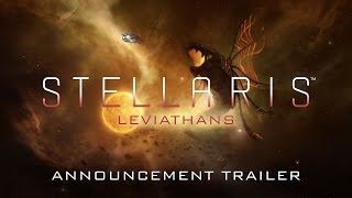 Stellaris - Leviathans Story Pack Bejelentés Trailer