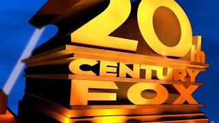 20th Century Fox Logo 1981 Pink Searchlight 1994 Style Dream Logo width=