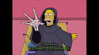 getlinkyoutube.com-La Parca (Parte 1/2) Los Simpson