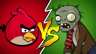 getlinkyoutube.com-Angry Birds Vs Plants Zombies