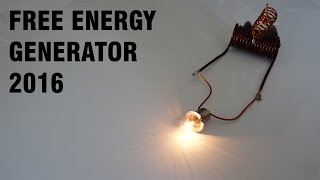 getlinkyoutube.com-Free Energy Generator 2016