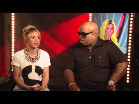 Shakira & CeeLo's Official 