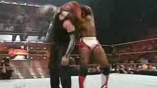 getlinkyoutube.com-Jeff Hardy vs Shelton Benjamin 17 september 2007