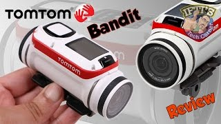 getlinkyoutube.com-TomTom Bandit 4K Action Camera with GPS! : FULL REVIEW