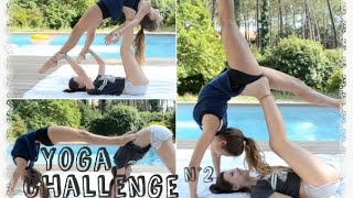 getlinkyoutube.com-♡ Yoga challenge n°2: Niveau supérieur !