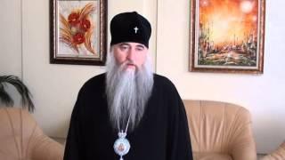 Интервью митрополита Саратовского и Вольского Лонгина