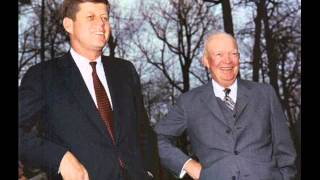 getlinkyoutube.com-JFK TALKS WITH DWIGHT EISENHOWER ABOUT THE CUBAN CRISIS (OCTOBER 22, 1962)