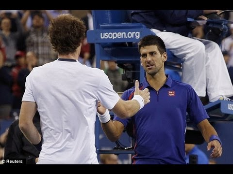 Roger Federer vs Andy Murray (London 2012 Olympics Final) 2-6 1-6 4-6