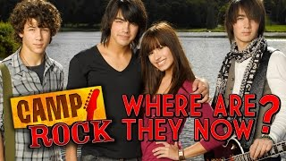 getlinkyoutube.com-Camp Rock Cast: Where Are They Now?