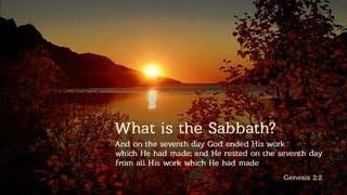 getlinkyoutube.com-How To Keep The Sabbath