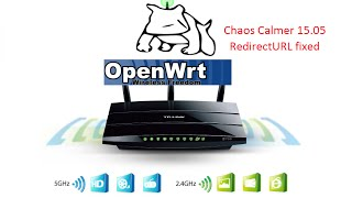 getlinkyoutube.com-How to install Nodogsplash captive portal and fix RedirectURL error on OpenWrt Chaos Calmer 15.05
