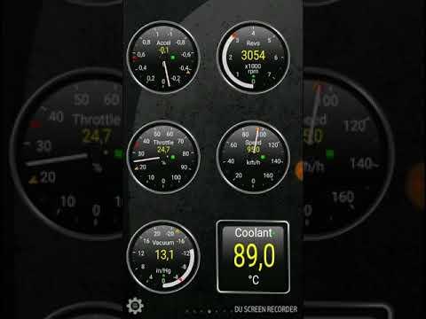 92-градусный термостат Vernet на двигателе К7М750 (Kangoo II)