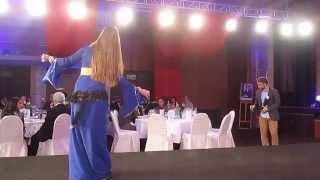 getlinkyoutube.com-Superbe Danse marocaine orientale.