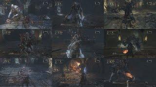getlinkyoutube.com-Bloodborne - 聖杯ダンジョン編 全ボス戦・ノーダメージ 動画集/Chalice Dungeon No Damage Boss Battles Collection