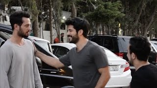 getlinkyoutube.com-Burak Özçivit'ten Murat Boz'a Kardeş Şakası | Kardeşim Benim